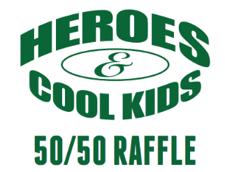 Purchase Your 50/50 Raffle Tickets in Advance!